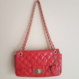 ❤Pink House❤Beautiful Red Purse